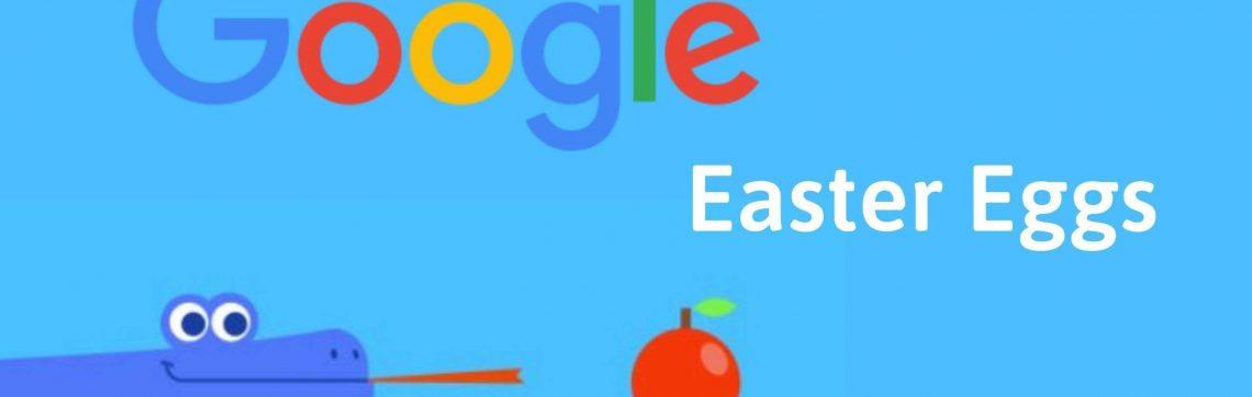 Jouez au jeu de surprises Google